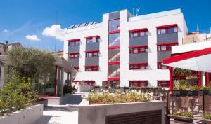Funway Academic Resort, Гостевые дома  Мадрид - big - 30