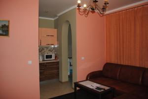 Apartment at Donetskaya 16А