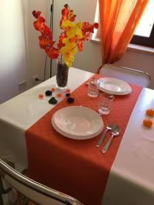 Appartamento Famularo, Апартаменты  Санто-Стефано-ди-Камастра - big - 18