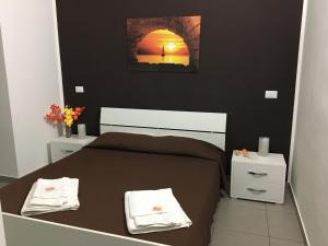 Appartamento Famularo, Апартаменты  Санто-Стефано-ди-Камастра - big - 27