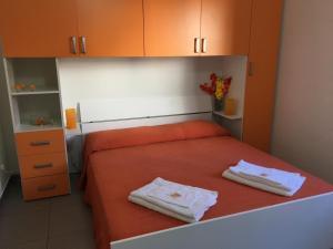 Appartamento Famularo, Апартаменты  Санто-Стефано-ди-Камастра - big - 43