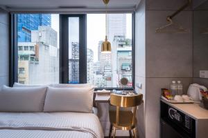 Hotel Relax 5, Hotels  Taipei - big - 9