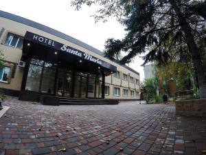 Hotel Santa Maria, Hotely  Mariupol' - big - 48