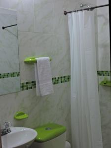 Apartahotel La Gran Familia, Apartmánové hotely  Villa de Leyva - big - 39