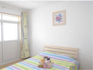 Jie'erdeng Apartment Golden Beach Branch, Apartments  Huangdao - big - 6