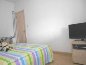 Qingdao Jinshatan Tingtao Apartment, Апартаменты  Huangdao - big - 3