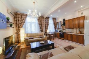 Apartment on Tverskaya near Belorusskaya