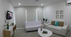 Apartamento de una Habitación En Morros Epic, Appartamenti  Cartagena de Indias - big - 13