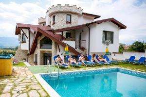 Villas Sunny Paradise, Pensionen  Marchevo - big - 52