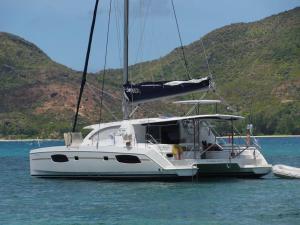 Catamaran Leopard 44 - Pazzona