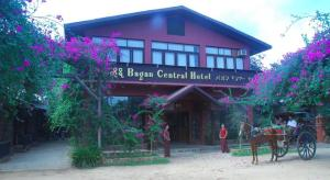 Bagan Central Hotel (Dormitory Rooms)
