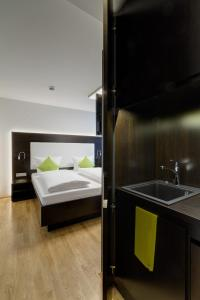 sevenDays Hotel BoardingHouse Mannheim, Hotels  Mannheim - big - 11