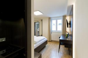sevenDays Hotel BoardingHouse Mannheim, Hotels  Mannheim - big - 14