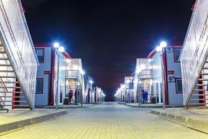 New Tengiz Camp, Hotely  Tengiz - big - 13