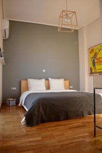 Matrozou Street Apartment with Spacious Terrace, Ferienwohnungen  Athen - big - 3