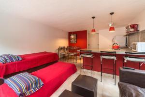 Cabañas Gonzalez, Lodges  Villa Gesell - big - 24
