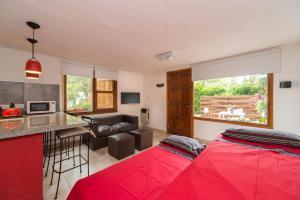 Cabañas Gonzalez, Lodges  Villa Gesell - big - 25