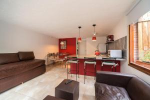 Cabañas Gonzalez, Lodges  Villa Gesell - big - 28