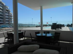 Departamento en Club Oceano Torre Mar, Apartments  Coquimbo - big - 18