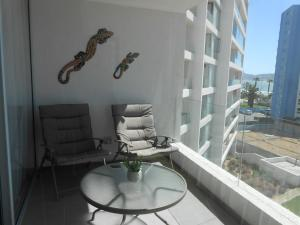 Departamento en Club Oceano Torre Mar, Apartments  Coquimbo - big - 13