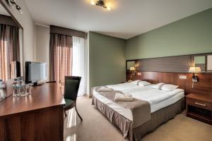 Hotel Piaskowy, Szállodák  Pszczyna - big - 7