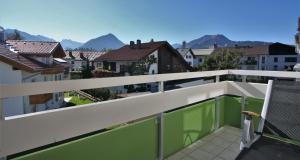 Alpenflair Ferienwohnungen Whg 301, Apartments  Oberstdorf - big - 13