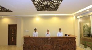Dormitory @ Royal Bagan Hotel