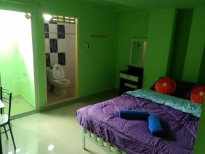 Green House Hostel, Ostelli  Bangkok - big - 4