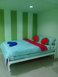 Green House Hostel, Ostelli  Bangkok - big - 27