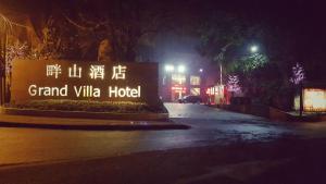 Grand Villa hotel