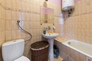 Apartment 1300 on Wrzesińska Street