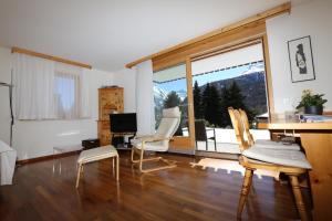 Chesa Striun Bucher, Apartments  Pontresina - big - 18