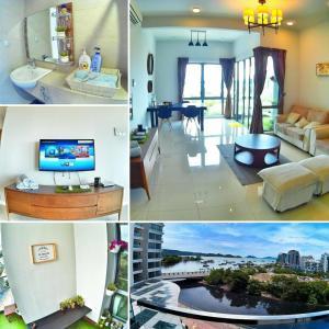 Delux sea view apartment