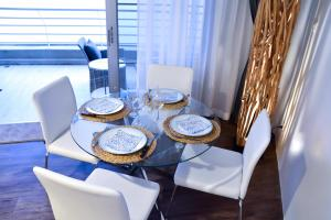 Sandy Beach Condo 15E, Appartamenti  Petchaburi - big - 26