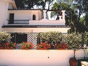 Italian Chic Beach Villa