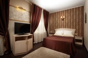 Отель Крошка Енот - фото 8