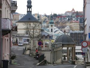 Apartment on Zamecky Vrch 417/27, Apartmány  Karlovy Vary - big - 21