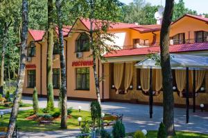Hotel Complex Zelenyi Gai