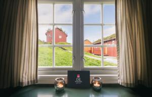 Håholmen Havstuer, Hotels  Karvåg - big - 4