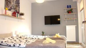 Apartamenty na Pradze, Apartmanok  Varsó - big - 72