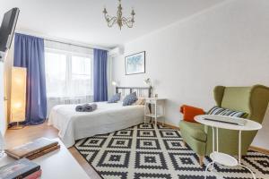 Daily Rooms Apartment at Krasnopresnensky