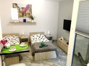 Apartamenty na Pradze, Apartmanok  Varsó - big - 54