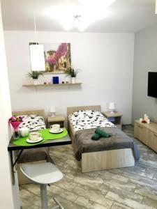 Apartamenty na Pradze, Apartmanok  Varsó - big - 40