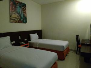 Hotel Alpha Makassar, Hotely  Makassar - big - 19