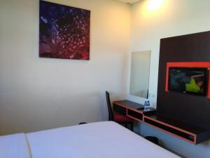 Hotel Alpha Makassar, Hotely  Makassar - big - 49
