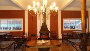 Medieval Hotel, Hotel  Três Corações - big - 28