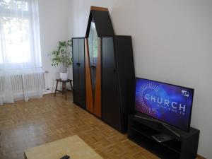 Schöne Ferien und Messewohnung Nähe Düsseldorf und Köln, Apartments  Haan - big - 4
