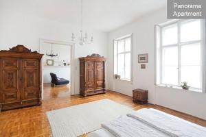 Panorama Danubius Apartment, Appartamenti  Budapest - big - 14