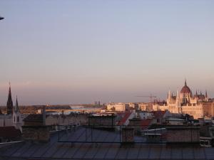 Panorama Danubius Apartment, Appartamenti  Budapest - big - 15