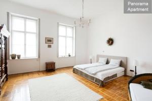 Panorama Danubius Apartment, Appartamenti  Budapest - big - 17